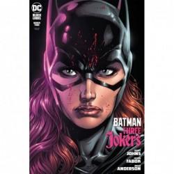 BATMAN THREE JOKERS -2 (OF...