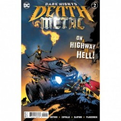 DARK NIGHTS DEATH METAL -2...