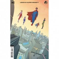 LEGION OF SUPER HEROES -9...
