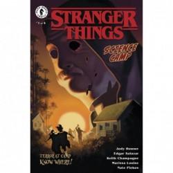 STRANGER THINGS SCIENCE...