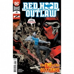 RED HOOD OUTLAW -49