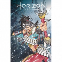 HORIZON ZERO DAWN -3 CVR A...