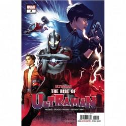 RISE OF ULTRAMAN -2 (OF 5)