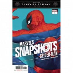 SPIDER-MAN MARVELS SNAPSHOT -1