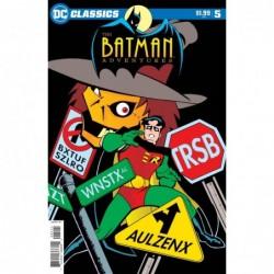 DC CLASSICS THE BATMAN...
