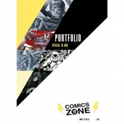 PORTFOLIO EXCLUSIF COMICS...