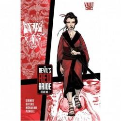 DEVILS RED BRIDE -1 CVR A...