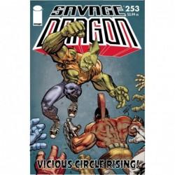SAVAGE DRAGON -253 CVR A...