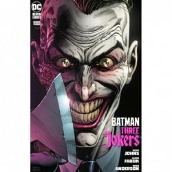 BATMAN THREE JOKERS -3 (OF...