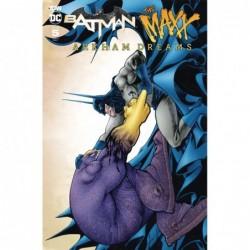 BATMAN THE MAXX ARKHAM...
