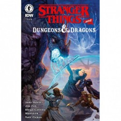 STRANGER THINGS D&D...