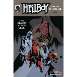 HELLBOY & THE BPRD THE...