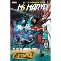 MAGNIFICENT MS MARVEL -16 OUT