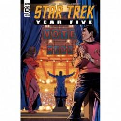 STAR TREK YEAR FIVE -16
