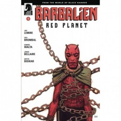 BARBALIEN RED PLANET -1 (OF...