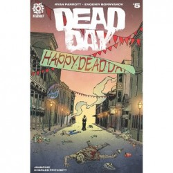 DEAD DAY -5