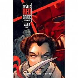 DEVILS RED BRIDE -2 CVR A...