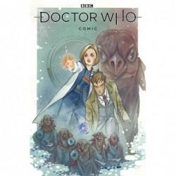 DOCTOR WHO COMICS -1 CVR A...