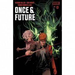 ONCE & FUTURE -13 CVR A