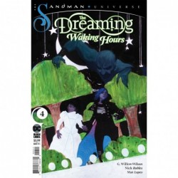 DREAMING WAKING HOURS -4