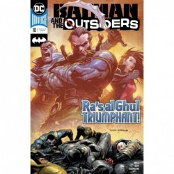 BATMAN AND THE OUTSIDERS -10