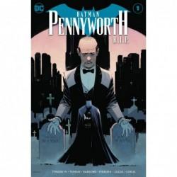 BATMAN PENNYWORTH RIP -1