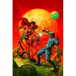WARRIORS OF MARS -1 25 COPY...