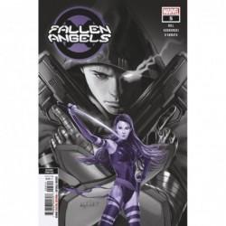 FALLEN ANGELS -5 2ND PTG...