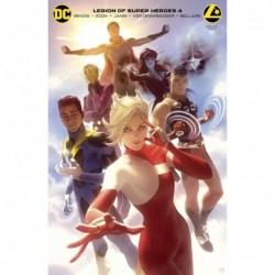 LEGION OF SUPER HEROES -4...