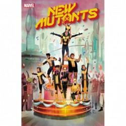 NEW MUTANTS -7 DX