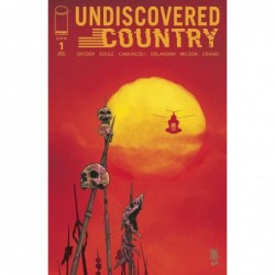 UNDISCOVERED COUNTRY -1 4TH...