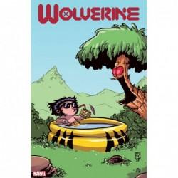 WOLVERINE -1 YOUNG VAR DX