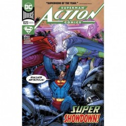ACTION COMICS -1020