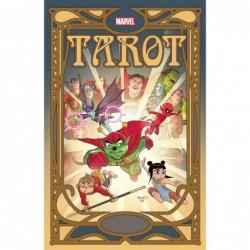 TAROT -3 (OF 4)