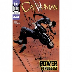 CATWOMAN -21