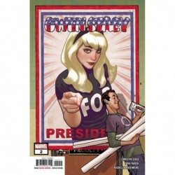 GWEN STACY -2 (OF 5)