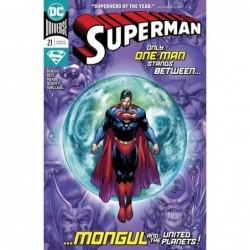SUPERMAN -21