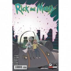 RICK & MORTY -60 CVR A ELLERBY