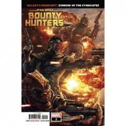 STAR WARS BOUNTY HUNTERS -2
