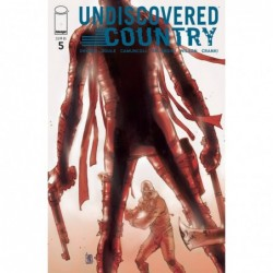 UNDISCOVERED COUNTRY -5 CVR...