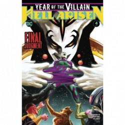 YEAR OF THE VILLAIN HELL...