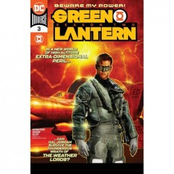 GREEN LANTERN SEASON 2 -3