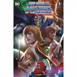 HE MAN AND THE MASTERS OF...