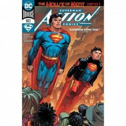 ACTION COMICS -1022