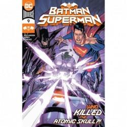 BATMAN SUPERMAN -9