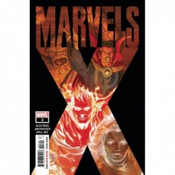 MARVELS X -3 (OF 6)