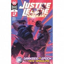 JUSTICE LEAGUE ODYSSEY -21