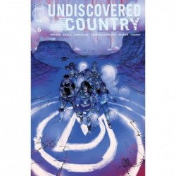 UNDISCOVERED COUNTRY -6 CVR...