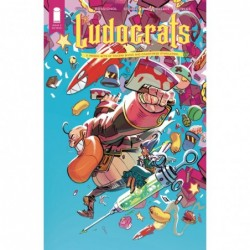 LUDOCRATS -2 (OF 5) CVR A...