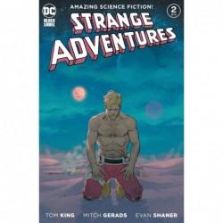STRANGE ADVENTURES -2 (OF...